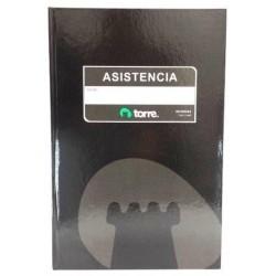 LIBRO DE ASISTENCIA 050 HJ TORRE AT-500