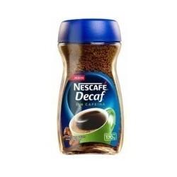 CAFÉ NESCAFE DESCAFEINADO FRASCO 170 GR