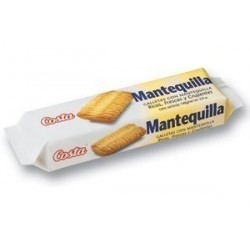 GALLETA MANTEQUILLA 140 GR COSTA