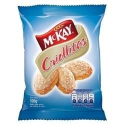 GALLETA CRIOLLITA 100 GR MCKAY