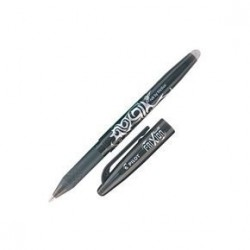 BOLIGRAFO PILOT FRIXION BALL 0.7 MM NEGRO BORRABLE