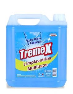 Limpiavidrio Liquido 5L Tremex