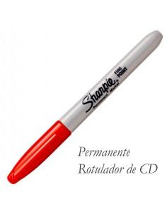 Marcador CD Rojo Multiuso...