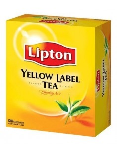 Te Yellow Label 100bl Lipton